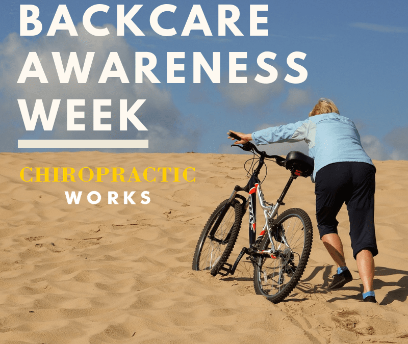 backcare awareness week - back pain in older adults